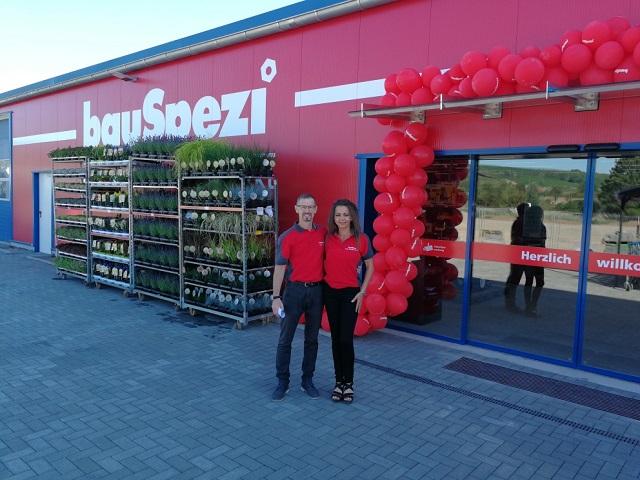 Mehr als 130 Märkte: Franchise-System Bauspezi eröffnet in Oppenheim