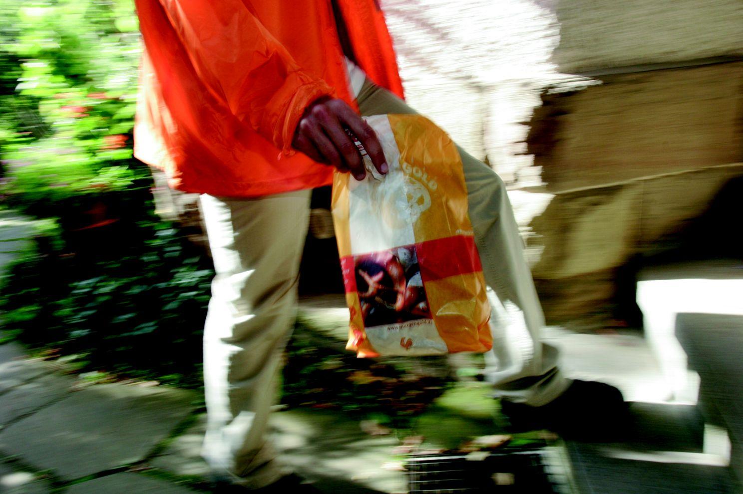 100.000 Haushalte lassen sich Backwaren liefern