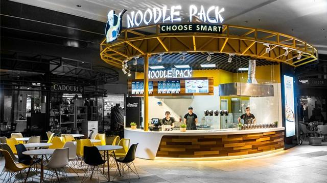 Noodle Pack - das innovative Asia-Food-Konzept für Gründer mit großen Plänen
