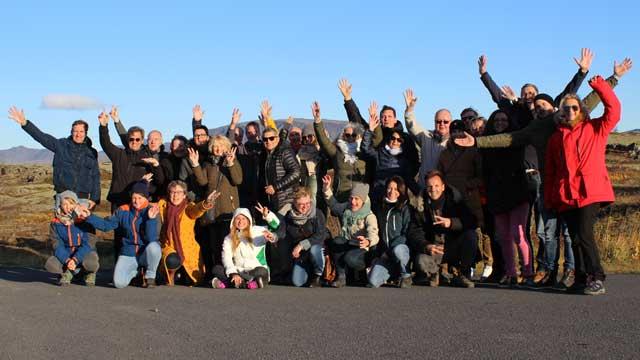 Reisebüro-Kette Tui schickt beste Franchise-Partner nach Island