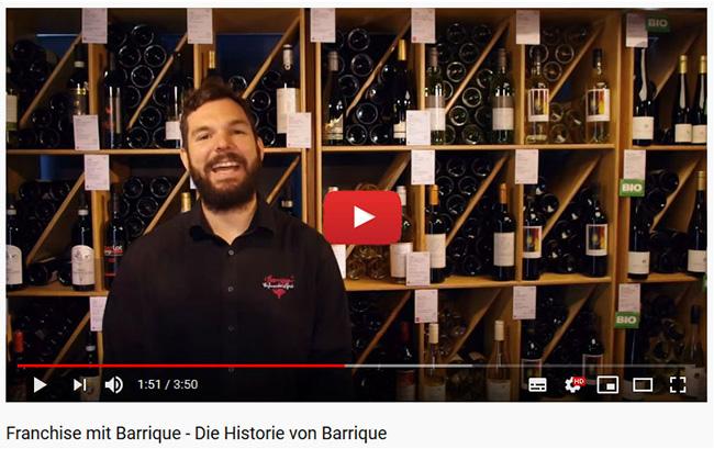 BARRIQUE – Ein Fachhandelskonzept für Wein, Feinkost, Spirituosen und für die Zunkunft