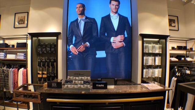 Männermode-Franchise-System D'S DAMAT: Mit Stil und viel Unterstützung zur eigenen Boutique