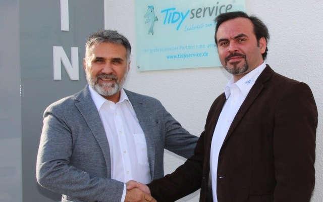 TIDYservice  eröffnet am Standort Ludwigsburg