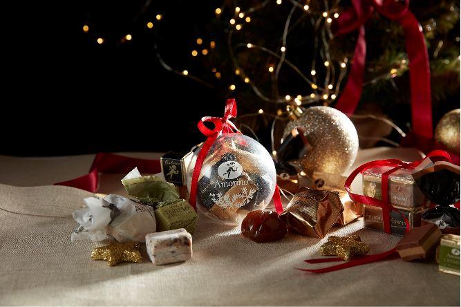 Süße Weihnachten…in Amorino