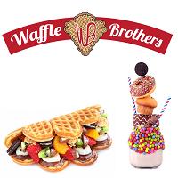 Waffeln machen glücklich: Selbstständig mit den Waffle Brothers