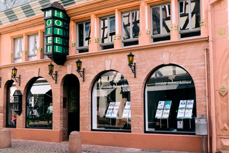 Eröffnung Shop in Miltenberg