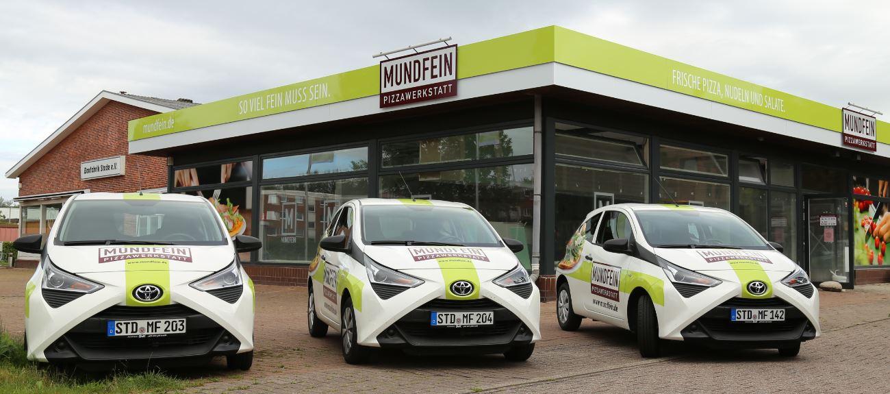Delivery-Franchise-System Mundfein Pizzawerkstatt jetzt 40-mal in Deutschland