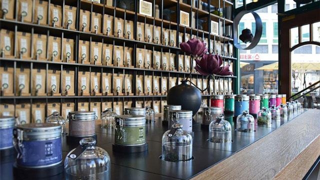 Tea Time für Existenzgründer: Selbstständig mit dem eigenen Alveus Tea Store