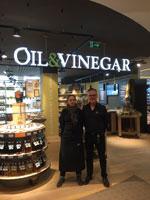 Oil & Vinegar eröffnet den ersten Shop-in-Shop