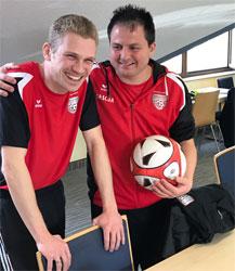 Starkes Team, erfolgreiches Franchise-System: Die Fußballfabrik bringt Kinder in Bewegung