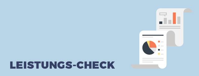 Leistungs-Check für Franchisegeber