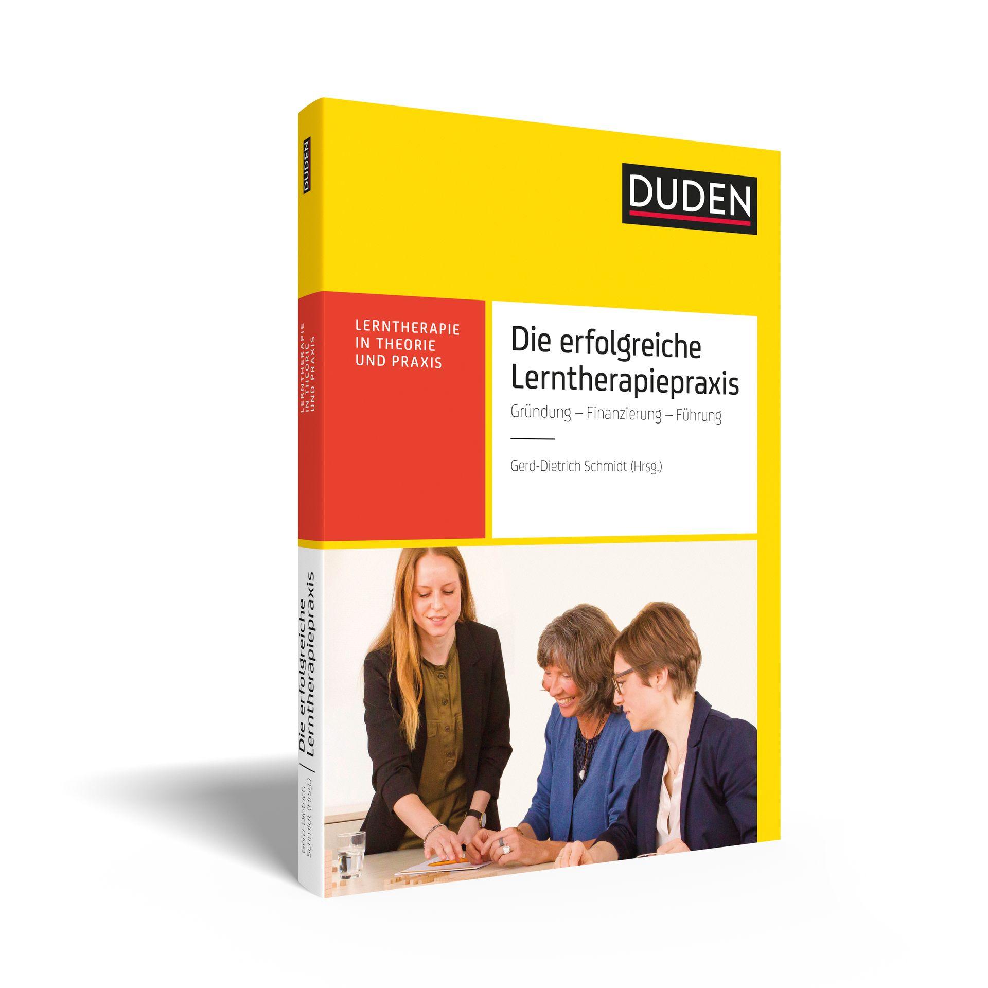 Anleitung für einen erfüllenden Beruf: Fachbuch setzt Maßstäbe für eine professionelle Lerntherapie
