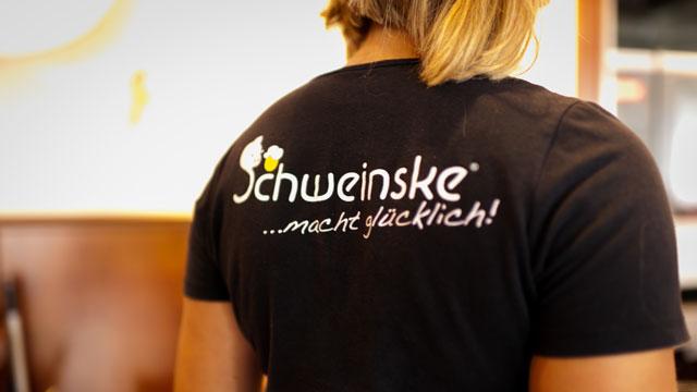 Schweinske: Neues Franchise-Restaurant im neuen Look