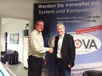 Innova: Neues Hausverwaltungs-Franchise-System gewinnt ersten Partner