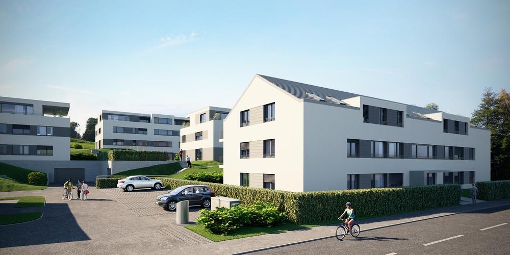 ProLiving rüstet 31 Wohneinheiten in Altnau aus