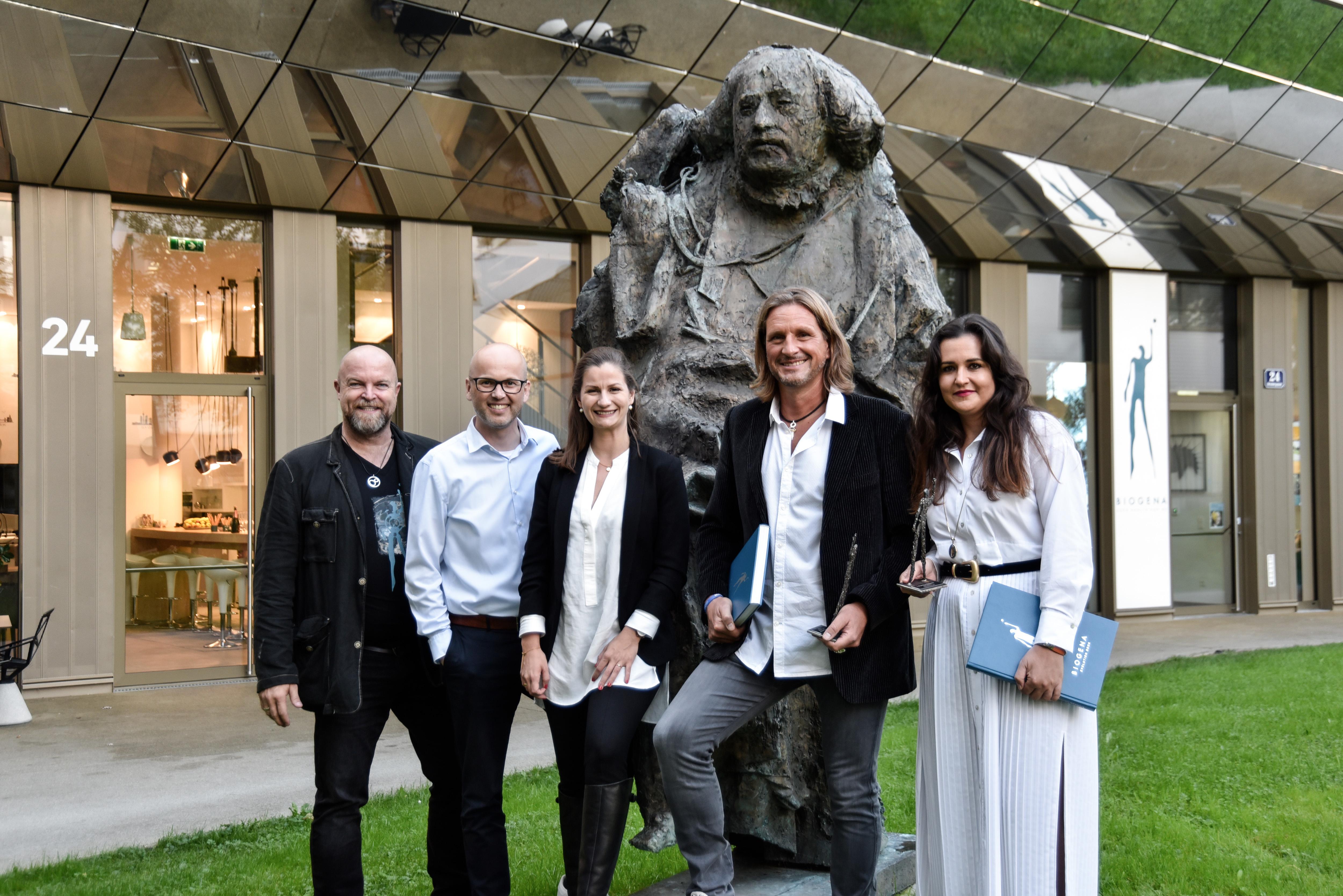 Offizieller Franchise-Start: Biogena gewinnt erste Partner in Österreich und Deutschland