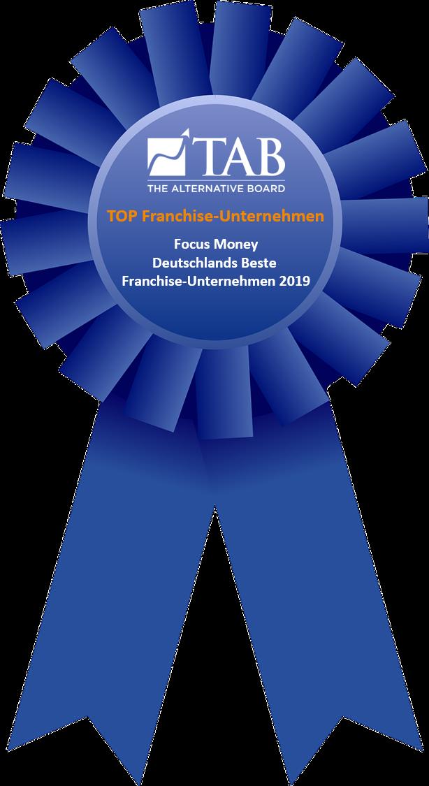Top-Auszeichnung für THE ALTERNATIVE BOARD:  Focus Money setzt TAB auf Platz 2 in der Kategorie Beratung