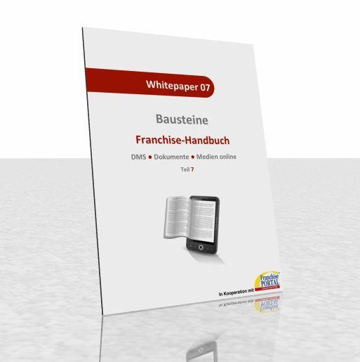 Whitepaper: Franchise-Handbuch – DMS, Dokumente, Medien online