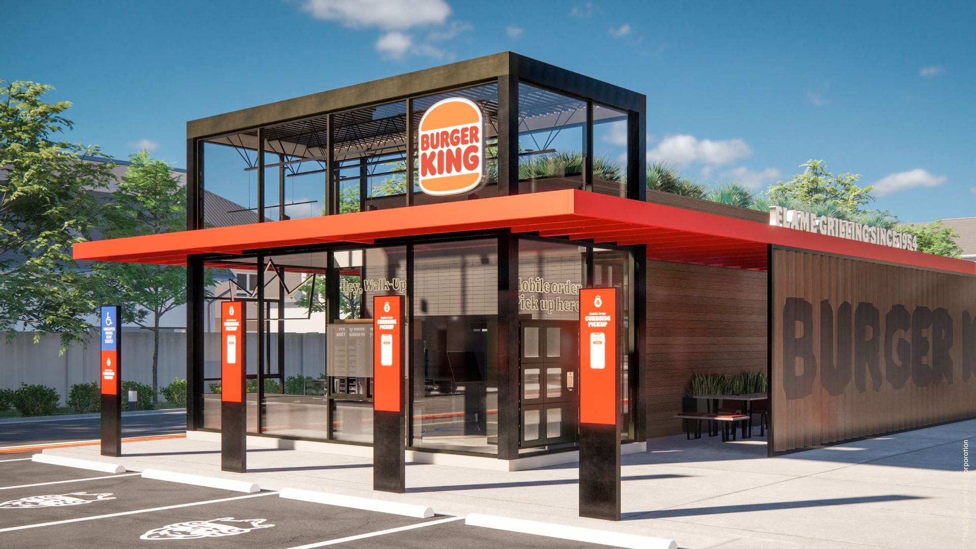 Fast-Food-Franchise-Riese Burger King beschreitet neue Wege