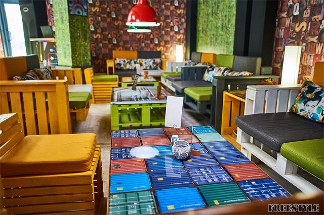 Freestyle Cafe: Selbstständig mit dem kreativen Coffee-Shop-Konzept aus Bulgarien