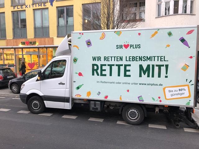 Gerettete Lebensmittel bald auch in Hamburg: Franchise-Konzept Sirplus startet 2020 mit bundesweiter Expansion
