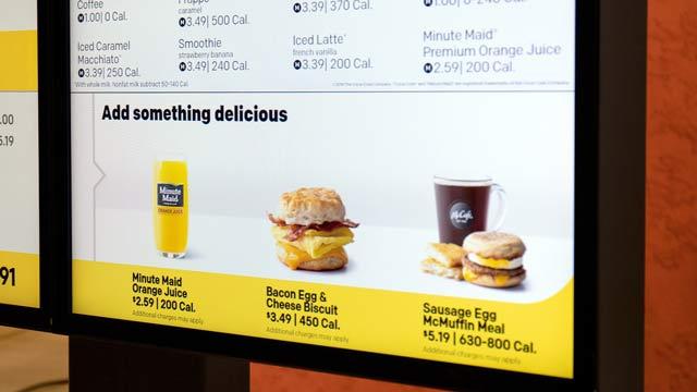 Franchise-Riese McDonald's treibt Digitalisierung durch Übernahme von Dynamic Yield voran