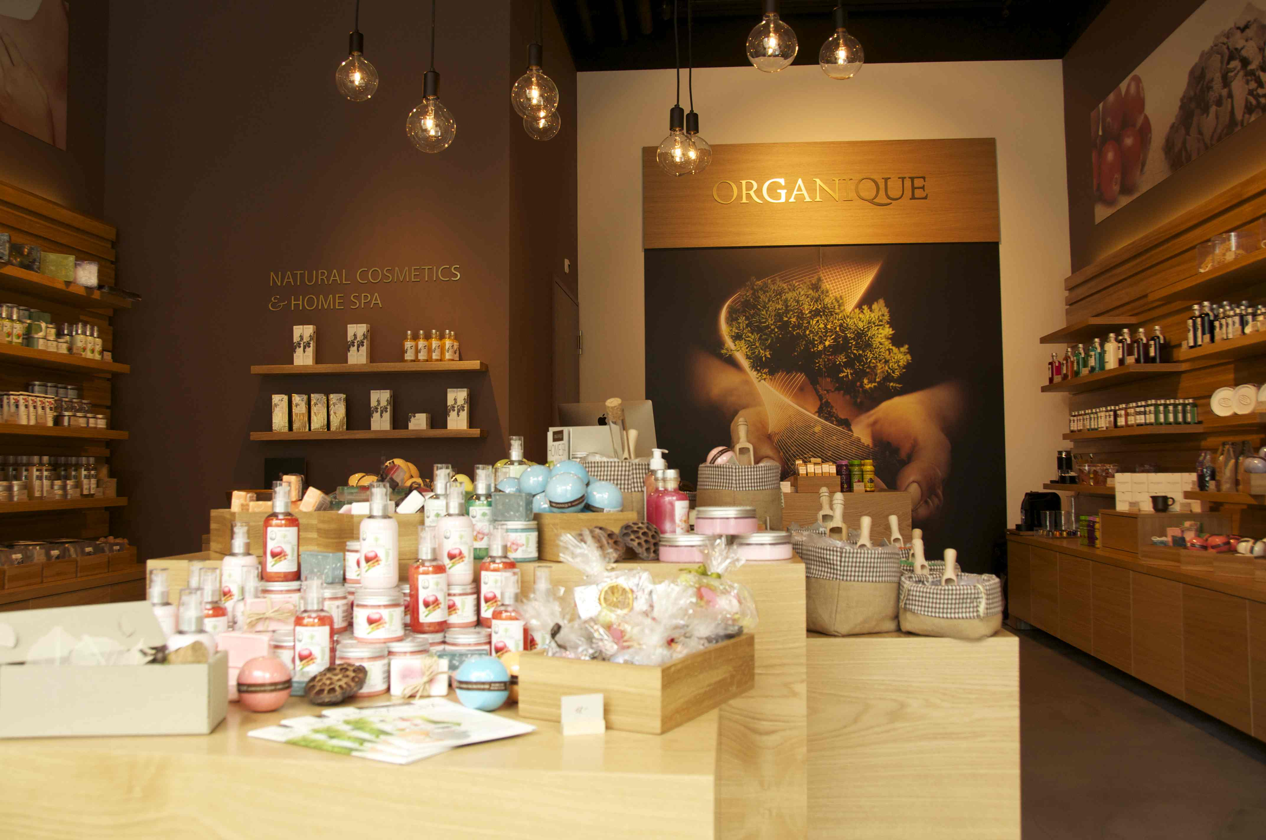 Erster ORGANIQUE Flagship Store in der Schweiz