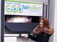 faircollect präsentiert sich in der Virtuellen Franchise-Messe