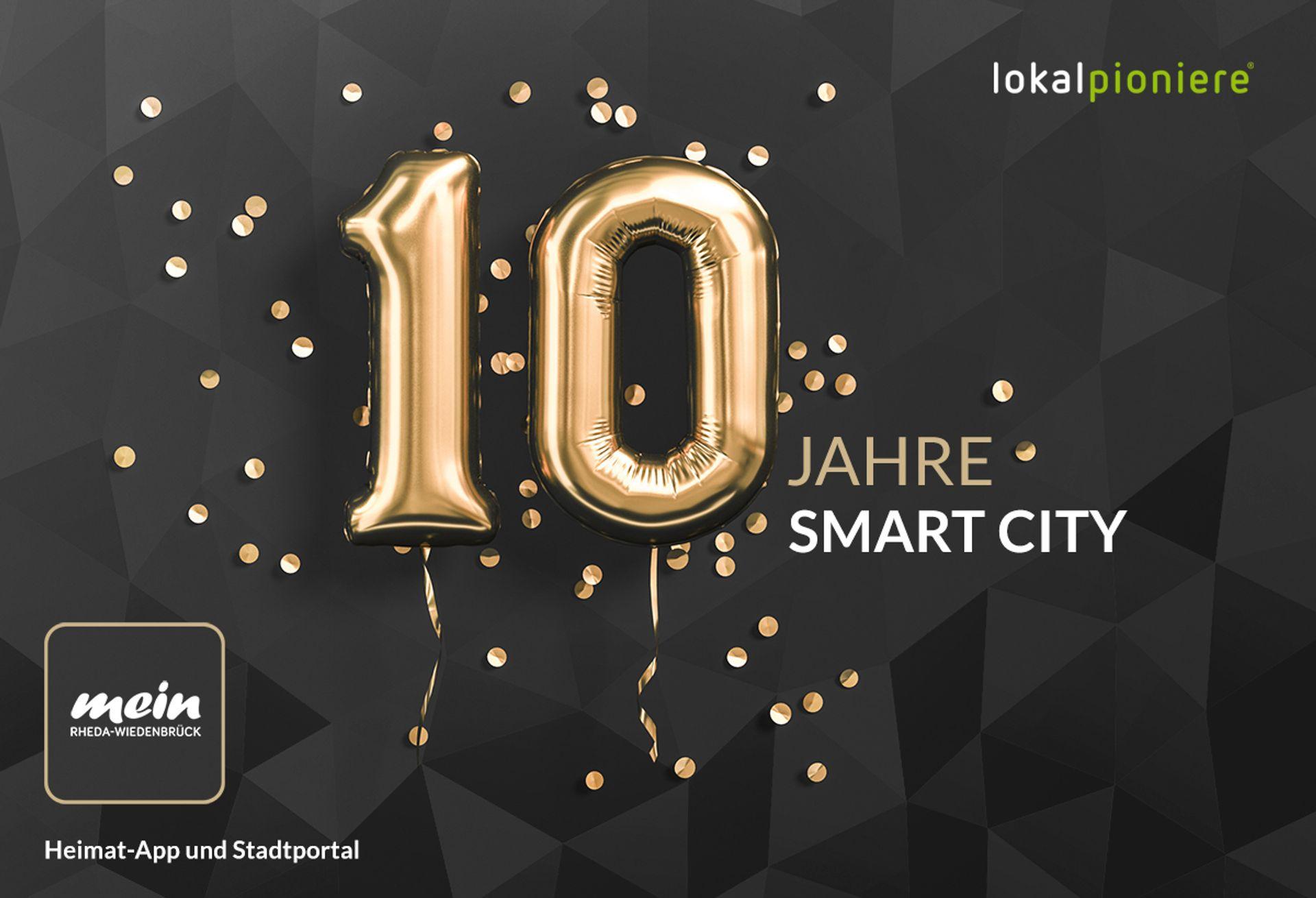 Diese Smart-City App wird 10 Jahre alt – und lebt!