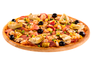 Neu im Franchiseportal: der Pizzalieferdienst Mama Pizza