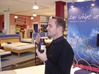 Franchise-Unternehmen PSSST-Bettenhaus setzt auf Duft-Marketing