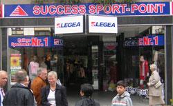 Zwei Neueröffnungen für Success Sport-Point