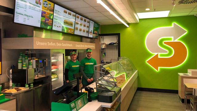 Gastronomie-Franchise-System Subway Sandwiches will besser zuhören