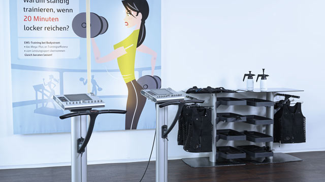 EMS-Franchise-System Bodystreet eröffnet das 300. Studio