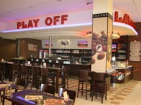 Play off - American Sports Bar: Lizenzpartner werden