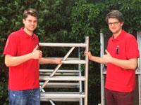 Handwerks-Franchisesystem Holtikon gewinnt Partner in Oldenburg