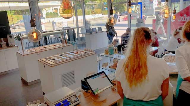 SB-Eisdielen-Konzept Mia Gelateria jetzt zweimal in der Schweiz