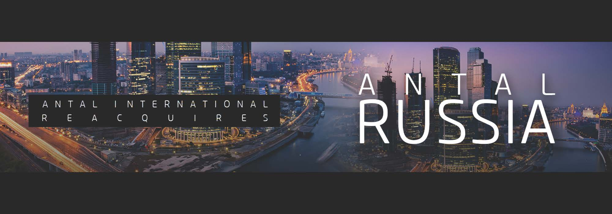 Antal International reacquires Antal Russia