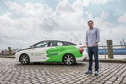 Umweltschonender Fahrdienst: CleverShuttle wird Franchise-System