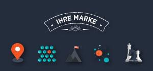 Ihre Marke: Aufbau und Weiterentwicklung