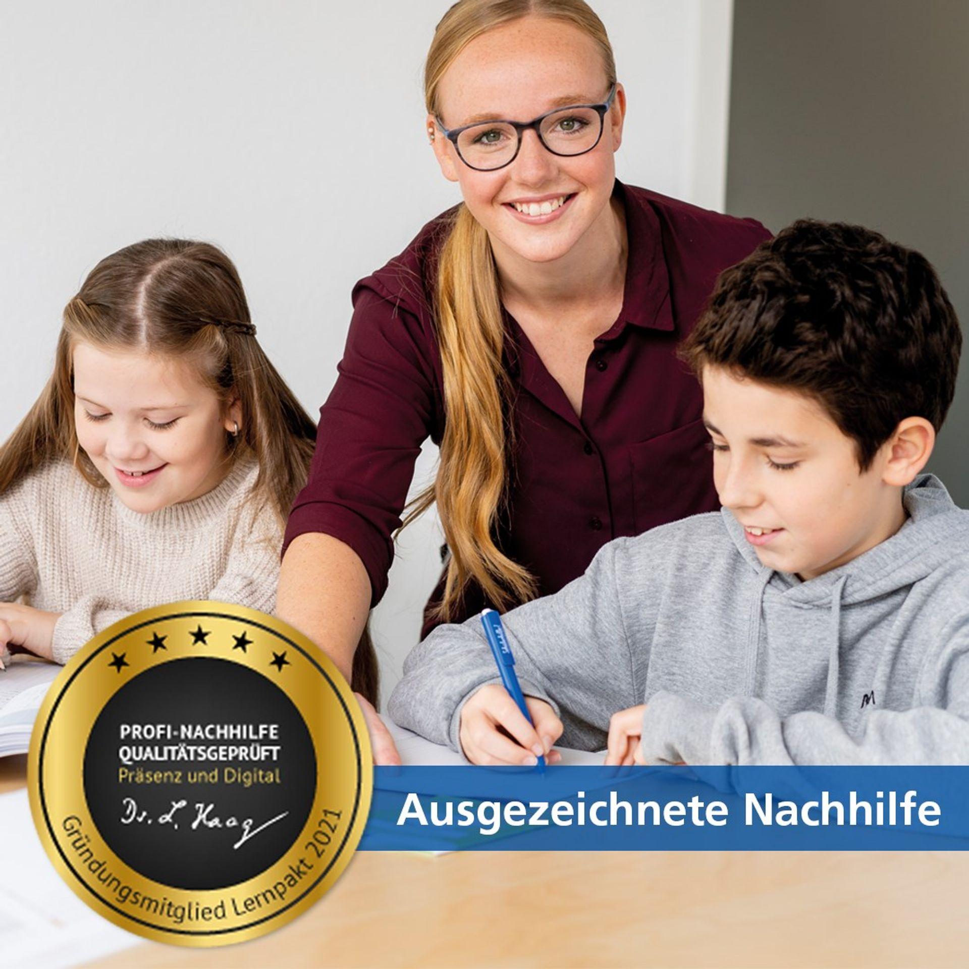 Schülerhilfe erhält Zertifizierung des TÜV Rheinland