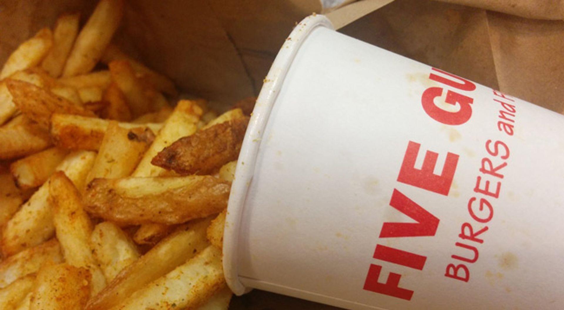 Franchise-Newcomer: Five Guys Burger expandieren in Deutschland