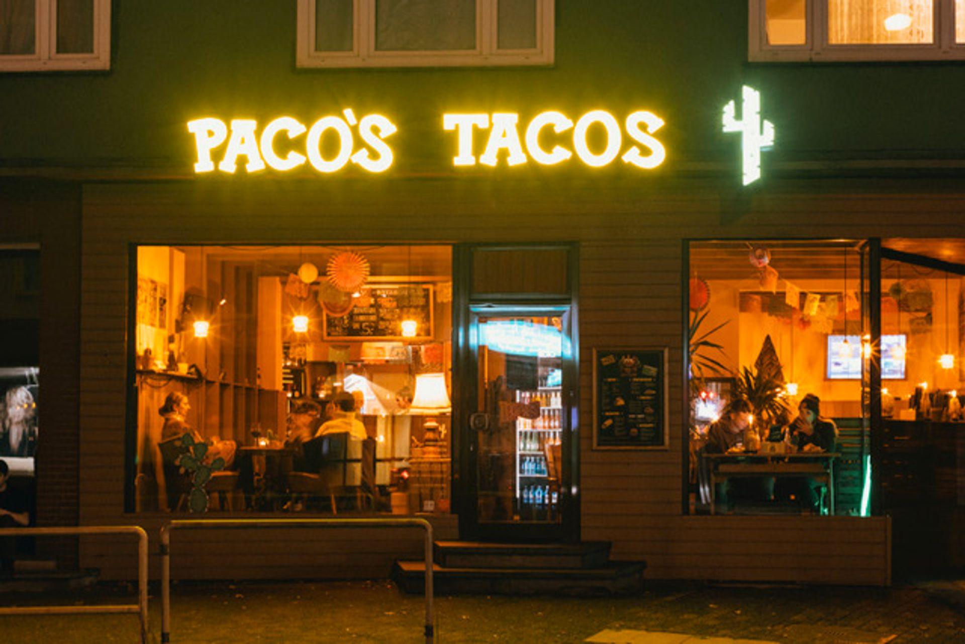 Gewinner werden in der Krise geboren:  Jetzt im Lockdown mit Paco´s Tacos durchstarten