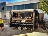 Food-Truck-Konzept Herr von Schwaben: Zweiter Franchise-Partner startet im September