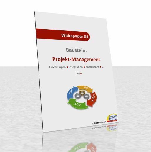 Whitepaper: Projekt-Management – Eröffnungen, Integration, Kampagnen etc.