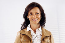 Gabriela Fischer hat sich mit ParaMediForm erfolgreich selbständig gemacht