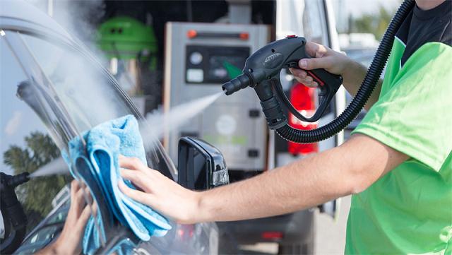 Viel mehr als heiße Luft: das Autowasch-Konzept von Ecoline Wash