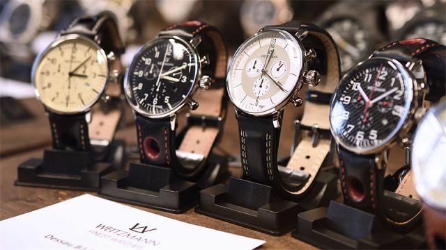 Eine Gründungschance für Uhrenliebhaber: das Franchise-System des Uhrenherstellers Weitzmann