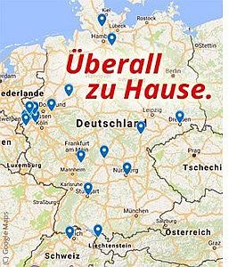 Hundegerechte Miet-Wohnmobile: WAUMOBIL erobert Europa
