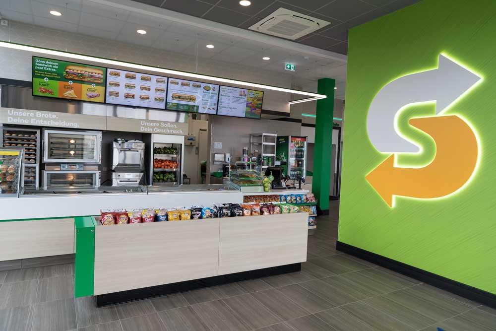 Subway Deutschland: 2019 brachte 30 neue Restaurants